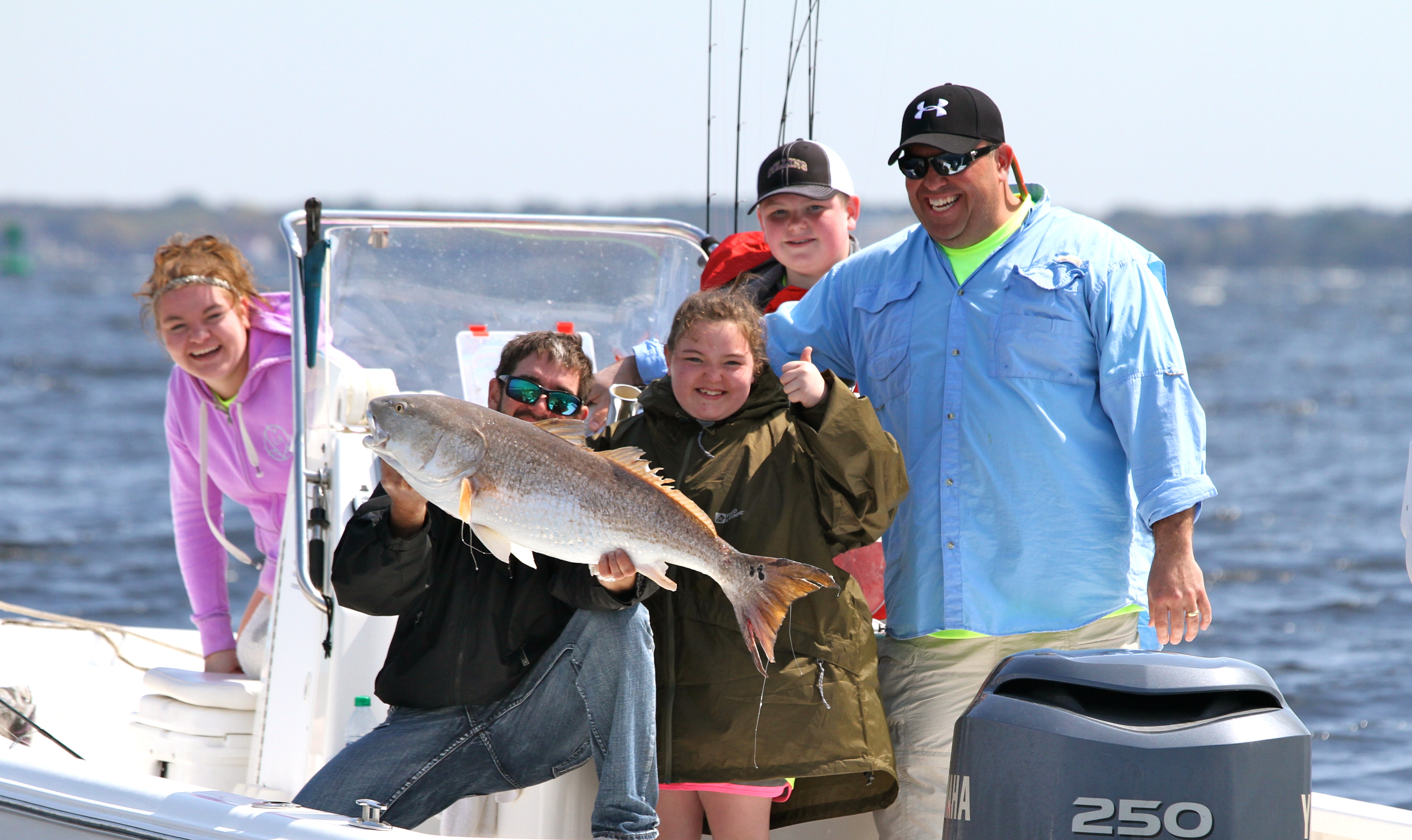 Panama city beach fishing charters swe for Panama city beach charter fishing