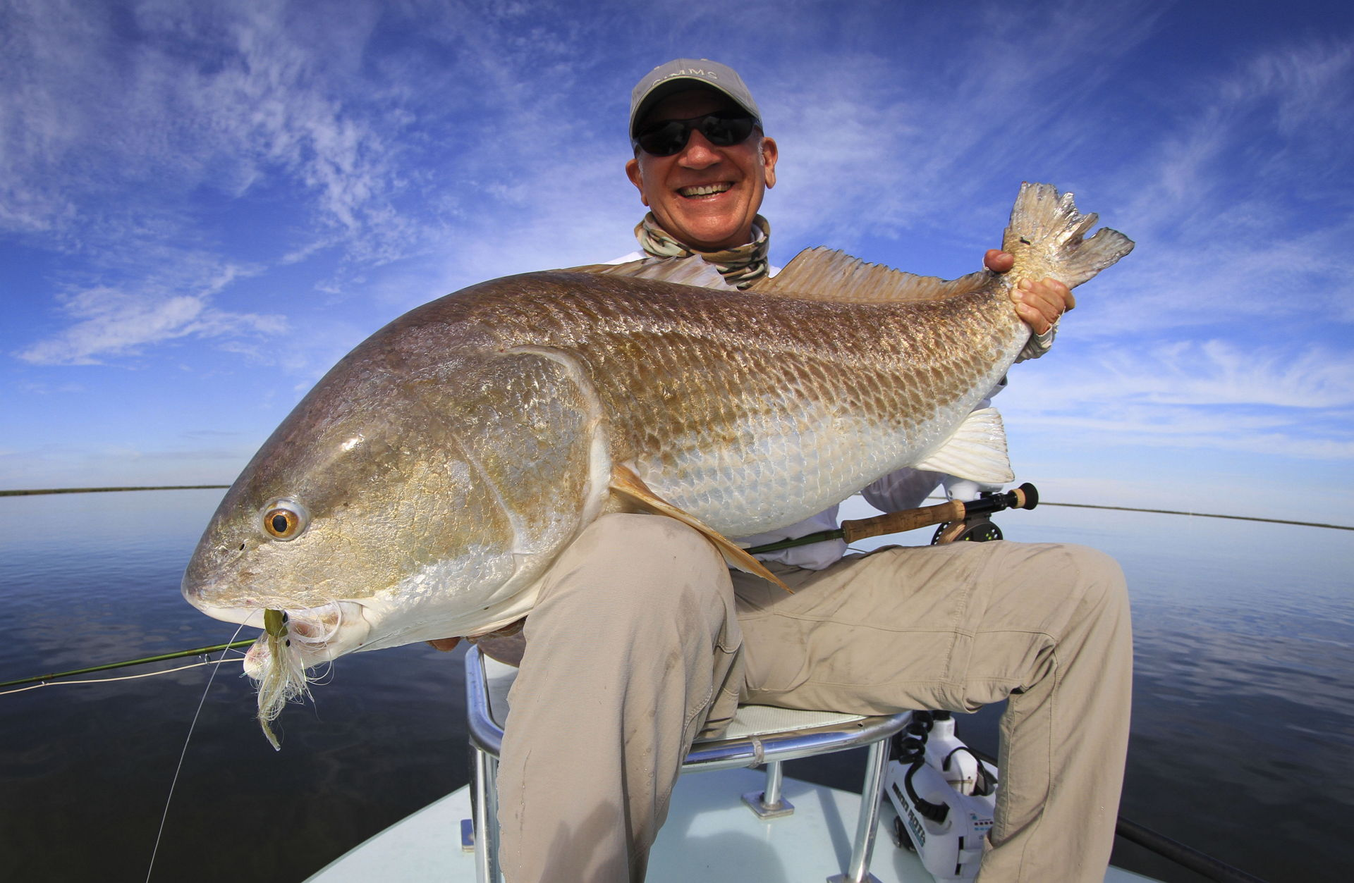 Louisiana redfish photo gallery swe for How to fish for redfish