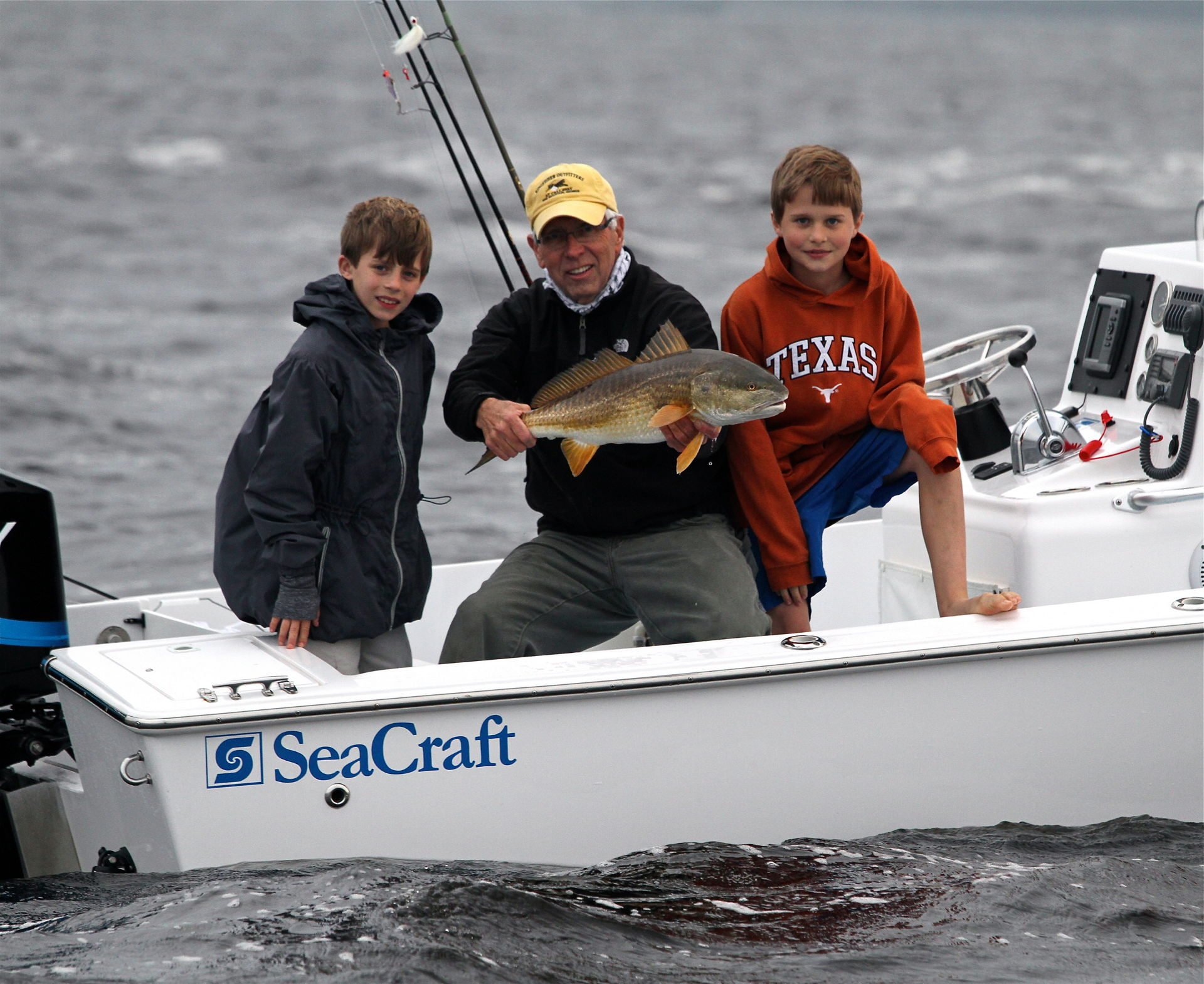 Panama city beach fishing charters swe for Panama city fishing charters